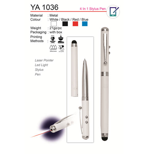 4 in 1 Stylus Pen (YA1036)