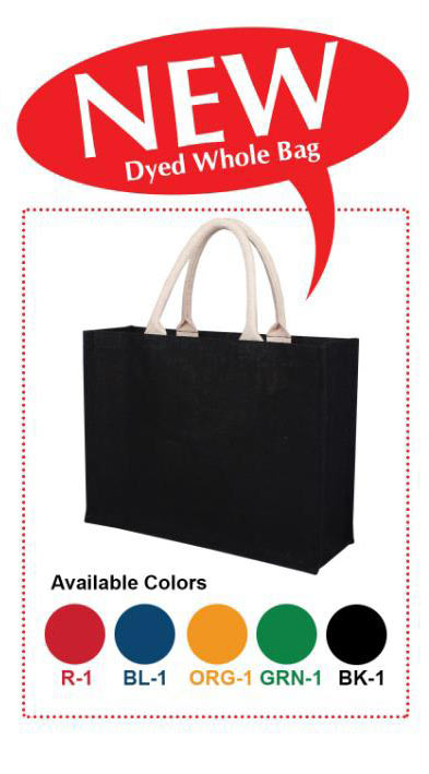 bs7132 jute bag new color