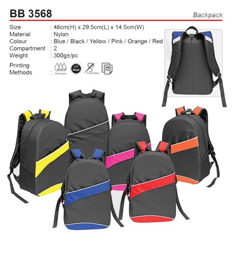 Trendy Budget Backpack (BB3568)