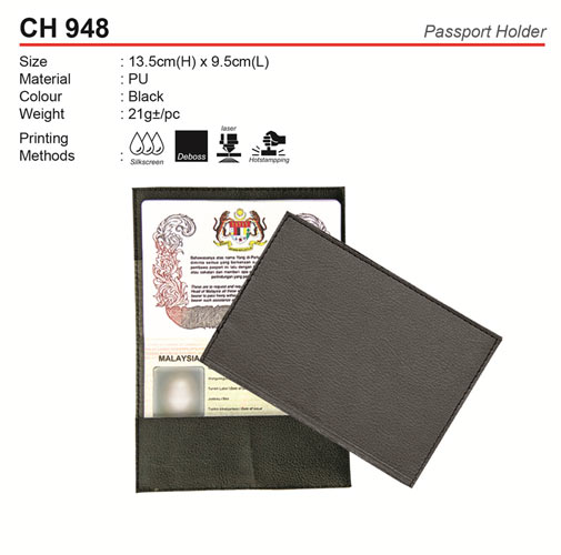 Budget Passport Holder (CH948)