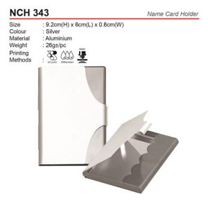 Budget Name Card Holder (NCH343)