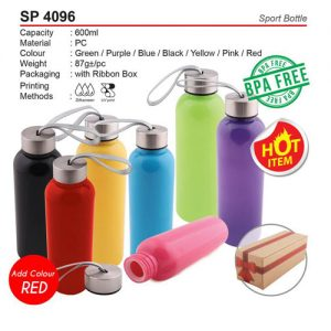 BPA FRee Bottle (SP4096)