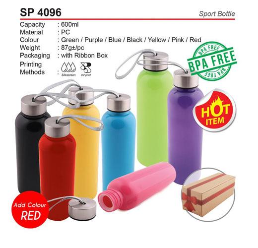 BPA FRee Bottle (SP4096)