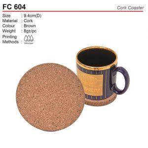 Cork Coaster (FC604)