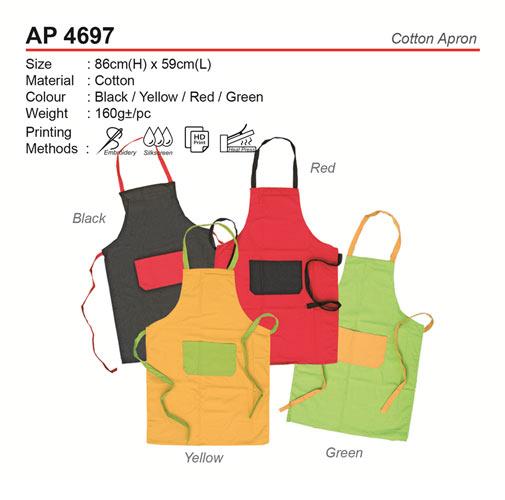 Cotton Apron (AP4697)