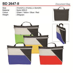 Document Bag (BD2647-II)