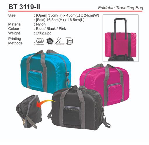 Foldable Travelling Bag (BT3119-II)
