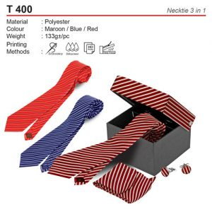 Necktie 3 in 1 (T400)