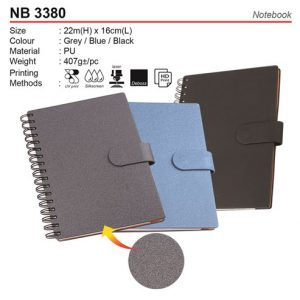 PU Notebook (NB3380)
