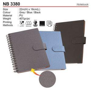 PU Notebook (NB3380)
