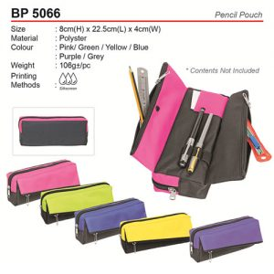 Unique Pencil Pouch (BP5066)
