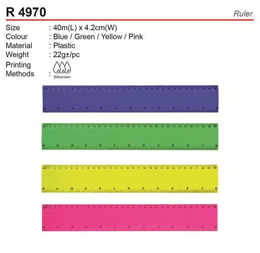 Promotional Ruler (R4970)