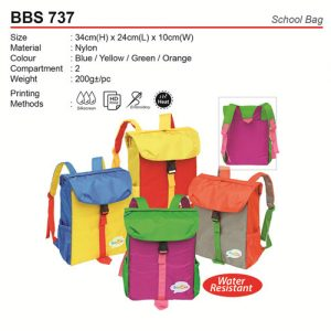 Quality School Bag (BBS737)