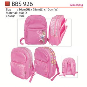Fancy School Bag (BBS926)