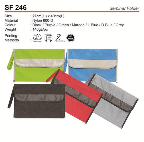 Trendy Seminar Folder (SF246)