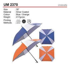 30 inch Square Golf Umbrella (UM2370)
