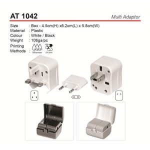 International Travel Adapter (AT1042)