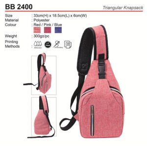 Triangular Knapsack (BB2400)