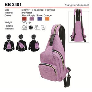 Triangular Knapsack (BB2401)