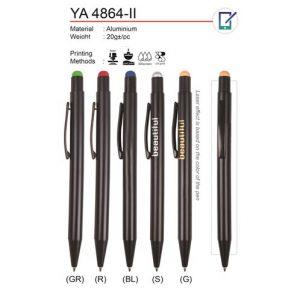 Aluminium Metal Pen (YA4864-II)