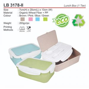 Eco Lunch Box (LB3178-II)