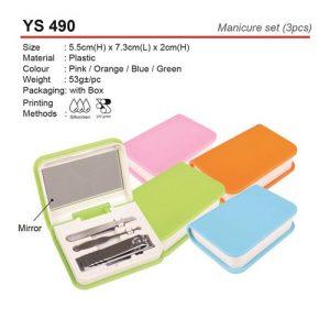 Manicure Set (YS490)