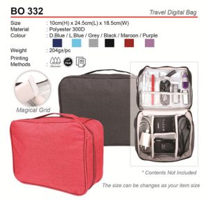 Travel Digital Bag (BO332)