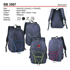 Trendy Backpack (BB3567)