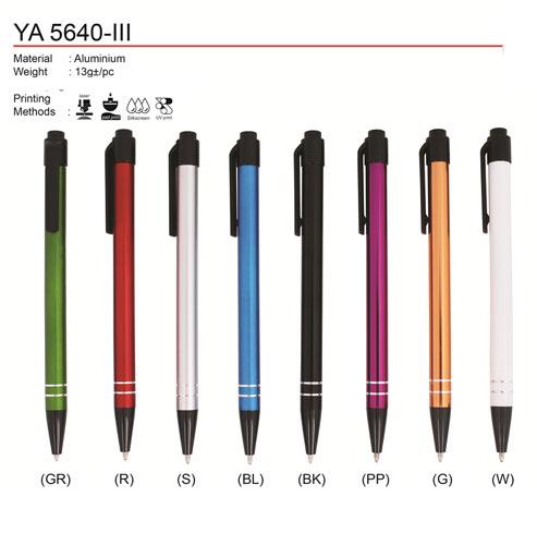 Budget Metal Pen (YA5640-III)