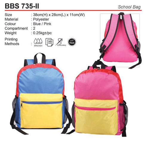 School Bag (BBS735-II)