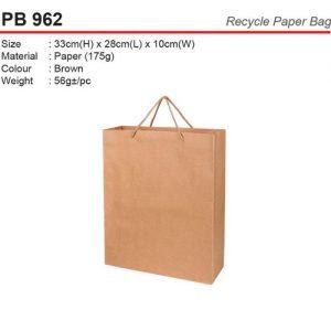 Paper bag (PB962)