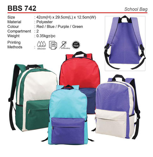 School Bag (BBS742)