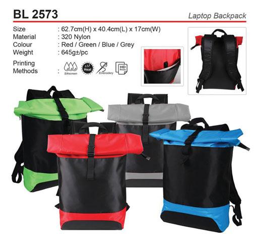 Top Folding Laptop Backpack (BL2573)